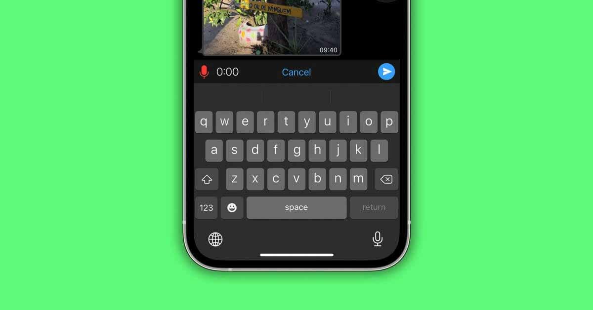 WhatsApp для iOS добавит новый инструмент проверки голосовых сообщений