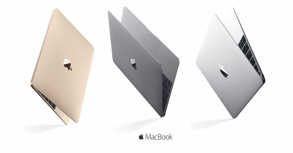 12-дюймовый MacBook, представленный в 2015 году, теперь считается Apple «винтажным».