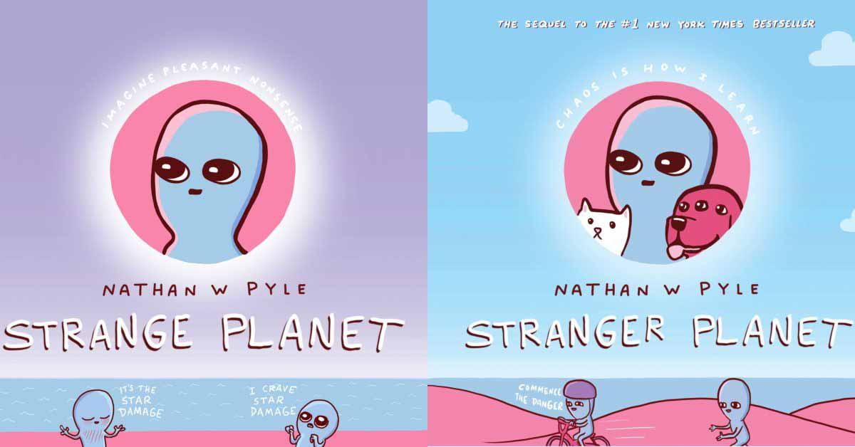 Apple TV заказывает адаптацию дорамы «Странная планета» у Нейтана Пайла и создателя сериала «Рик и Морти» Дэна Хармона