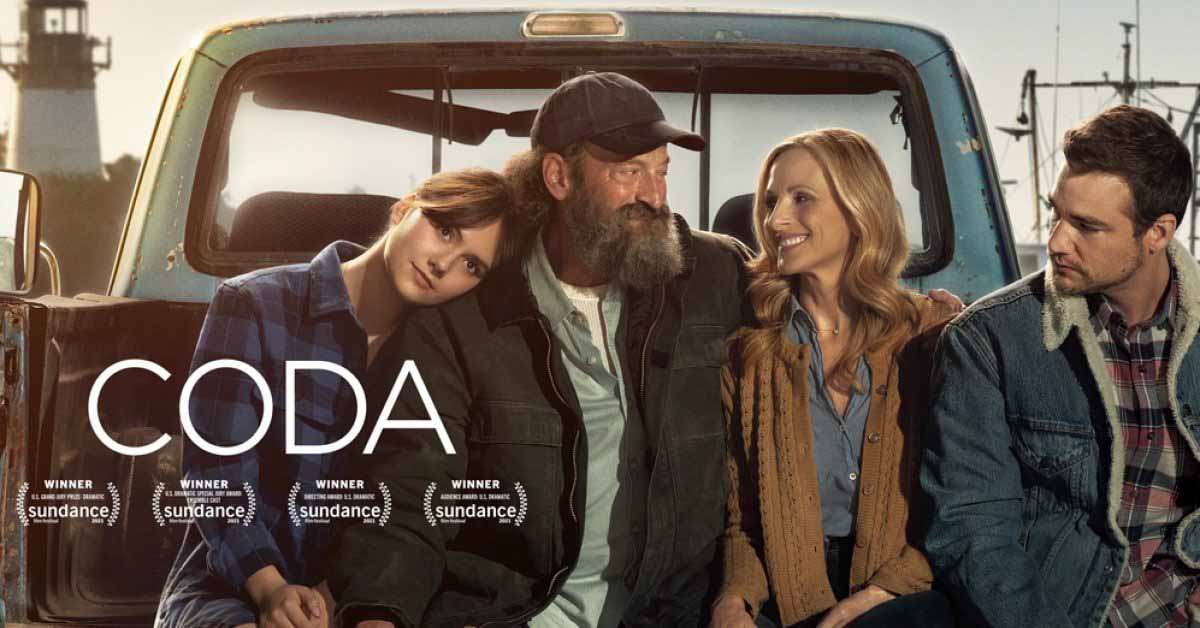 Apple выпустила трейлер отмеченного наградами фильма Sundance CODA, премьера которого состоится 13 августа на Apple TV +