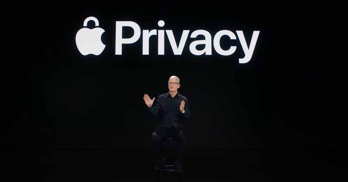 Европейские пользователи ознакомились с новыми функциями конфиденциальности Apple