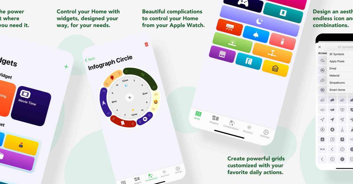 HomeRun 2 - это мощный способ управлять сценами HomeKit с вашего iPhone или Apple Watch
