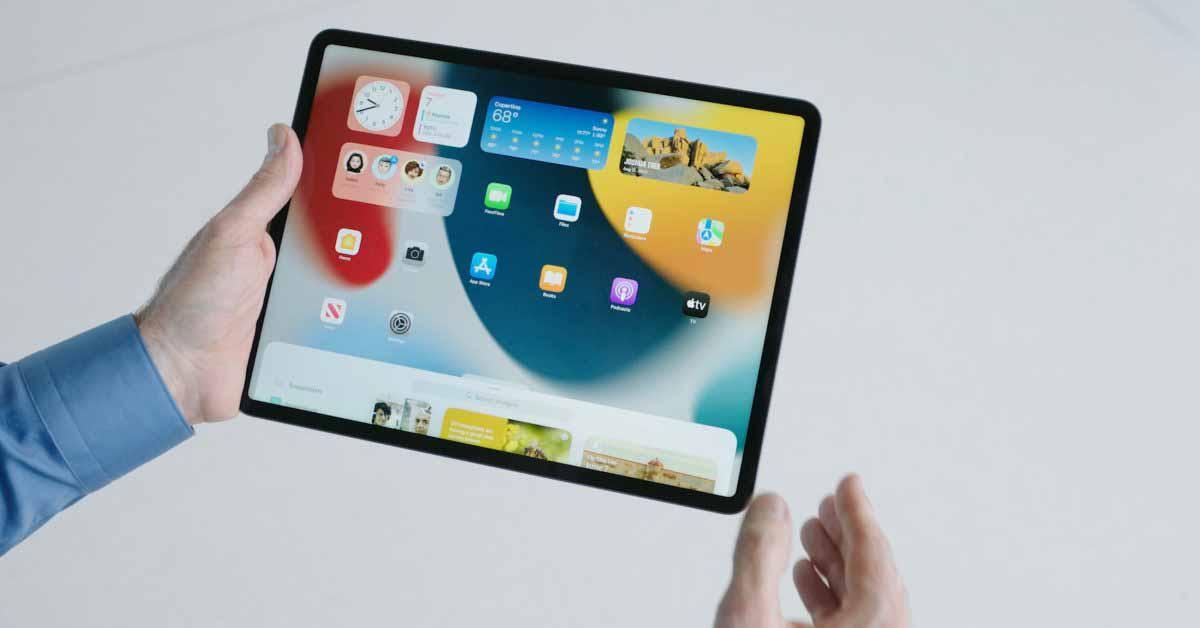 iPadOS 15 появится на всех iPad, поддерживаемых iPadOS 14 этой осенью, вот полный список