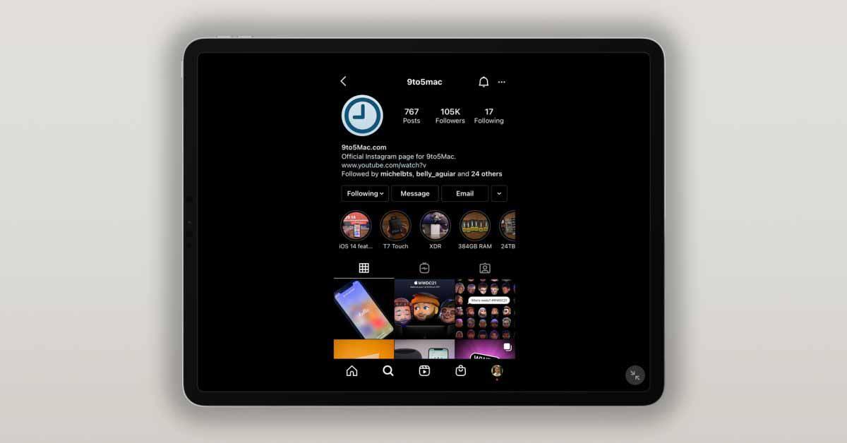 iPadOS 15 позволяет пользователям iPad работать с приложениями для iPhone в альбомной ориентации
