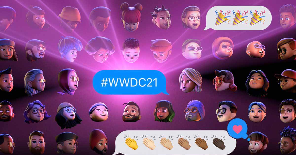 Как посмотреть программную презентацию Apple WWDC21
