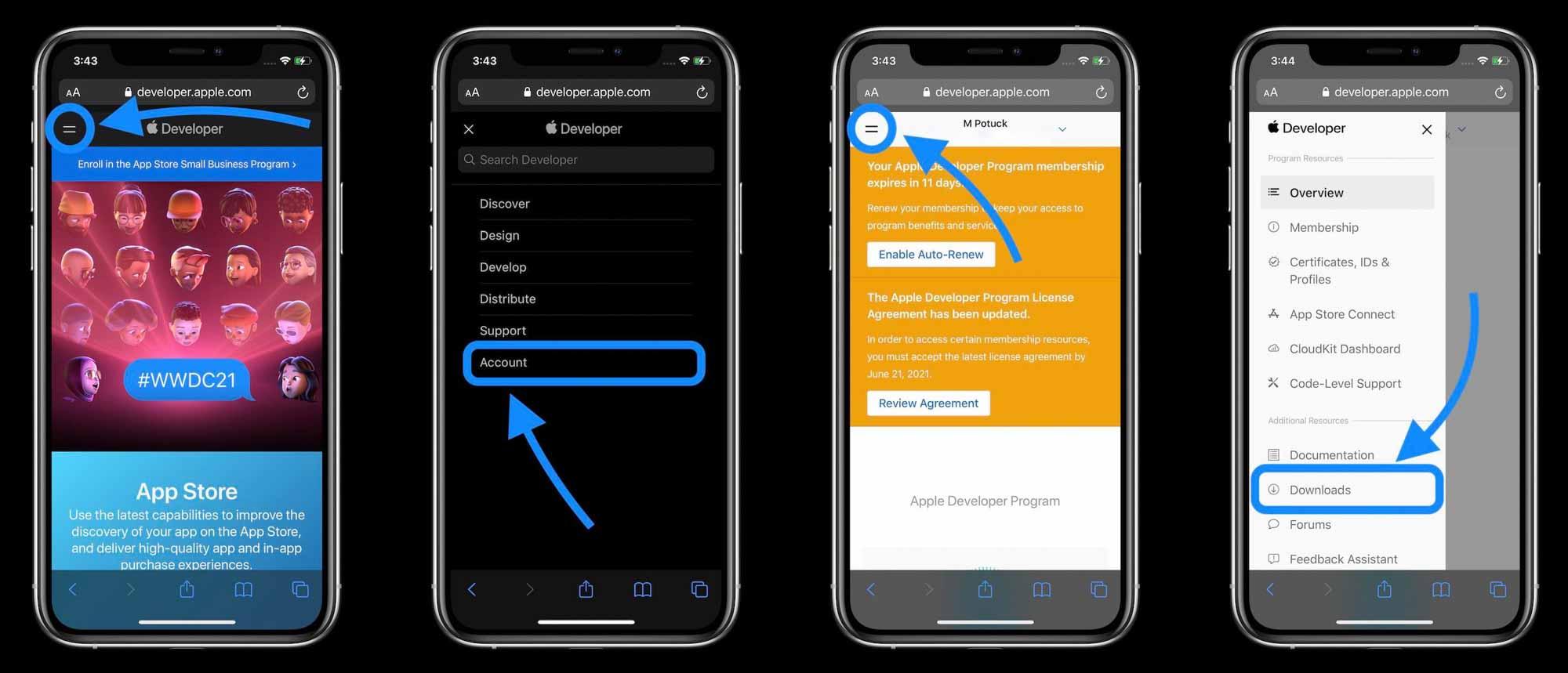 Как установить бета-версию iOS 15 - пошаговое руководство 1