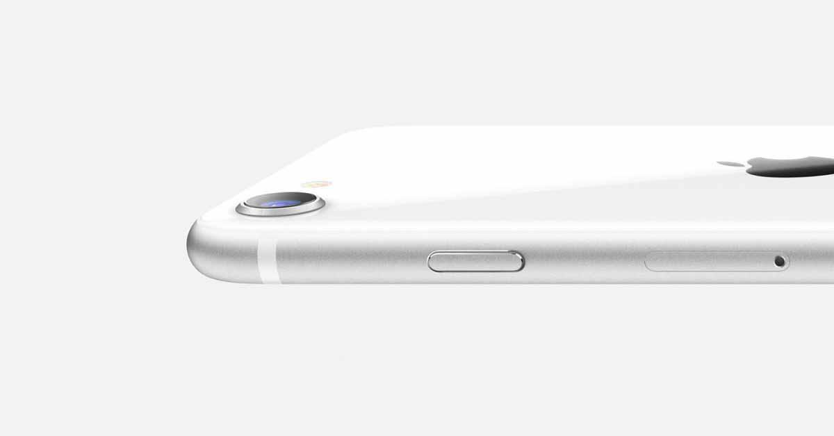 Куо: новый iPhone SE с 5G и новым процессором все еще готовится к выпуску в первой половине 2022 года