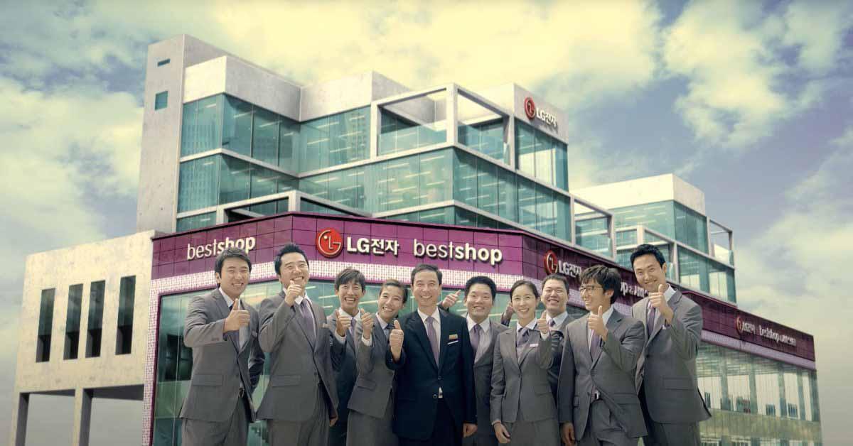 LG Best Shops может продавать iPhone после выхода смартфонов