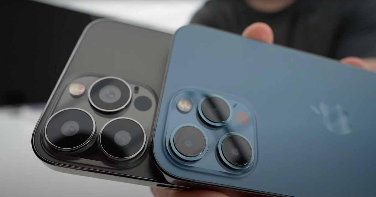 Название iPhone 13 должно быть iPhone (2021 г.) - опрос