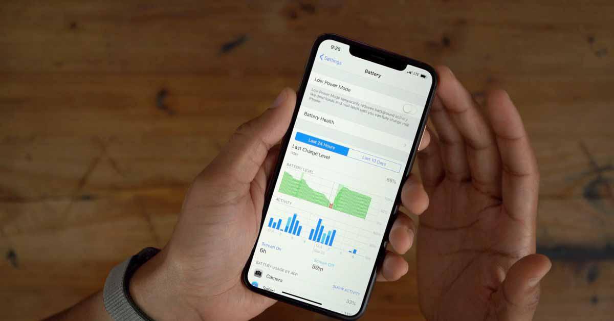 Некоторые пользователи iPhone сообщают о чрезмерном разряде батареи на iOS 14.6 - это вас коснулось?
