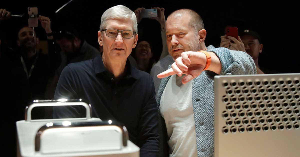 Отчет: Джони Айв переманил как минимум четырех членов команды дизайнеров Apple на LoveFrom