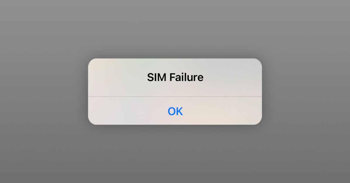 Пользователи, сообщающие об отказе SIM-карты после обновления до iOS 14.7 beta 2