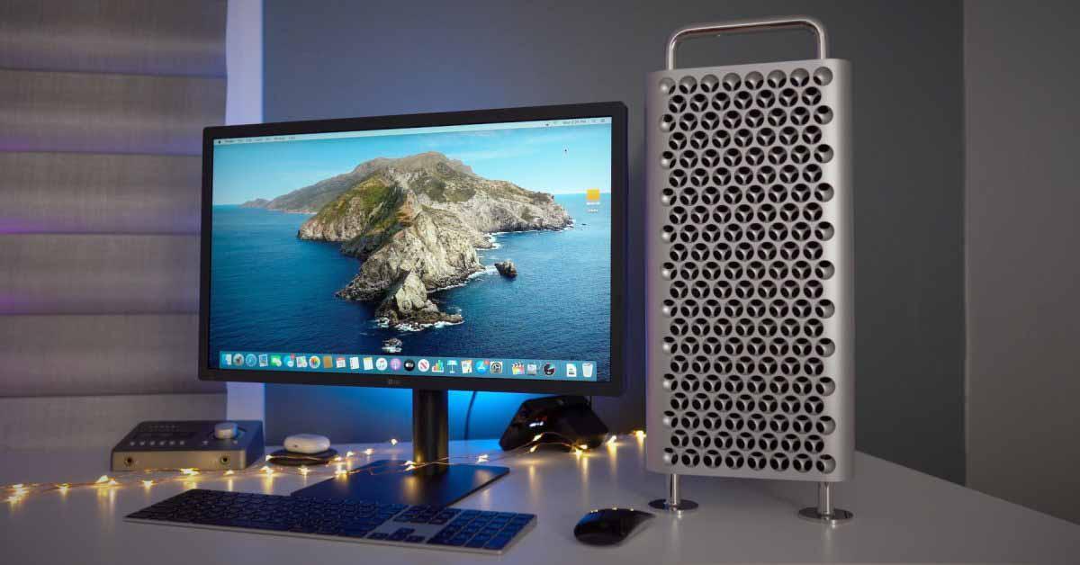 Потенциальное свидетельство обновленных поверхностей Mac Pro на базе Intel в бета-версии Xcode