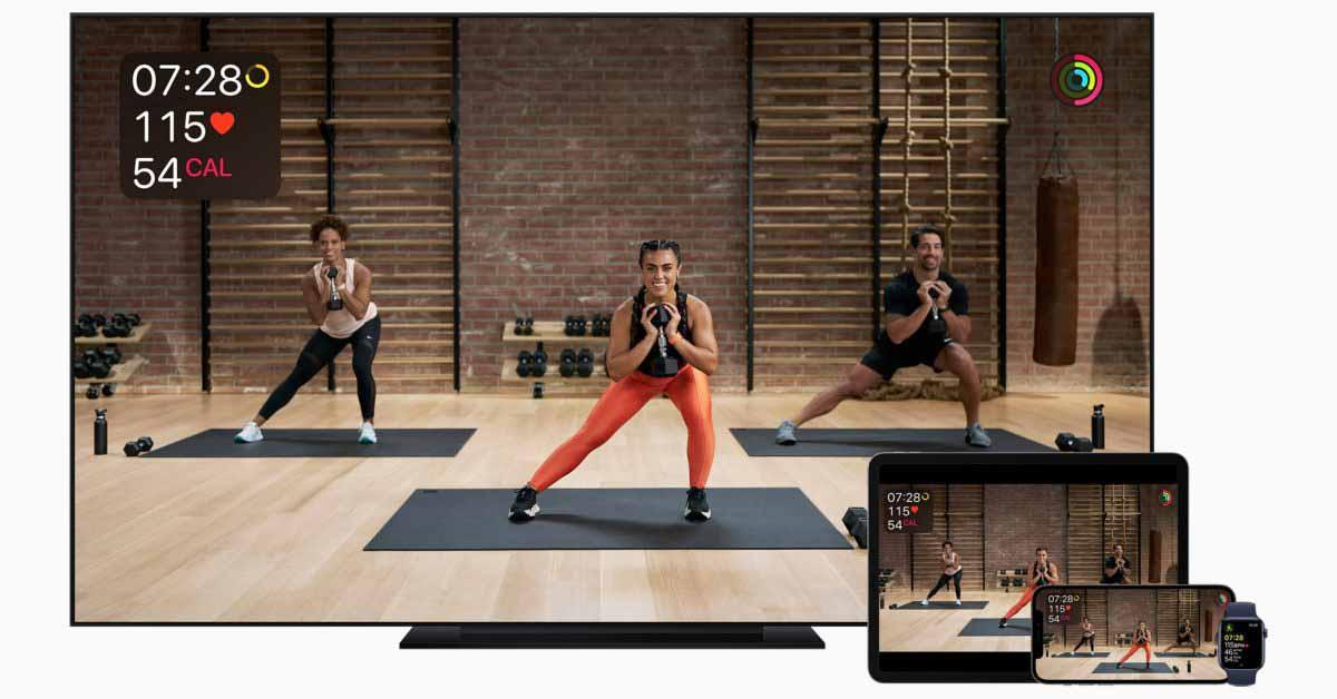 Сбой Apple Fitness + у пользователей Apple TV при попытке начать тренировку