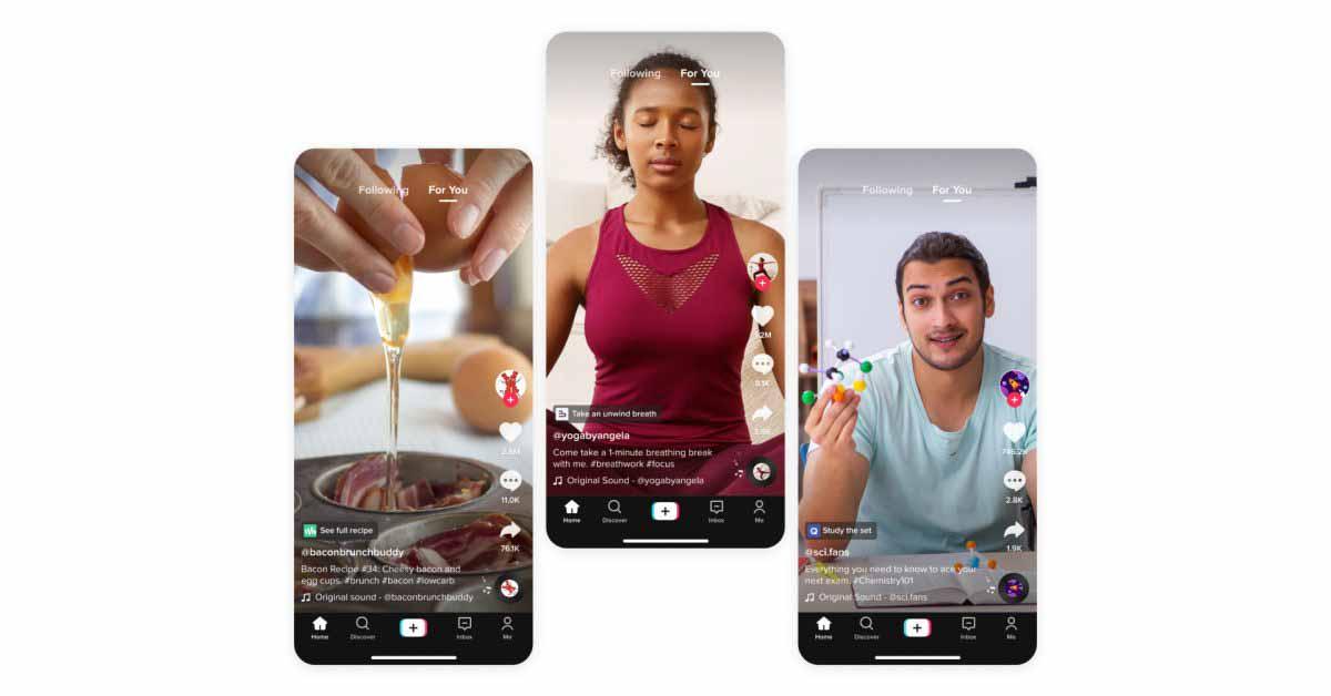 TikTok работает над встроенными мини-приложениями для видео, которые работают аналогично App Clips от Apple.