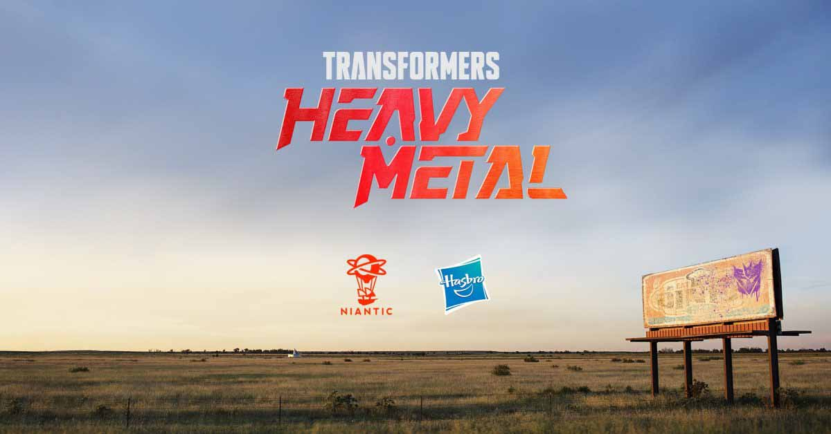 Transformers: Heavy Metal - новая мобильная игра с дополненной реальностью от Niantic