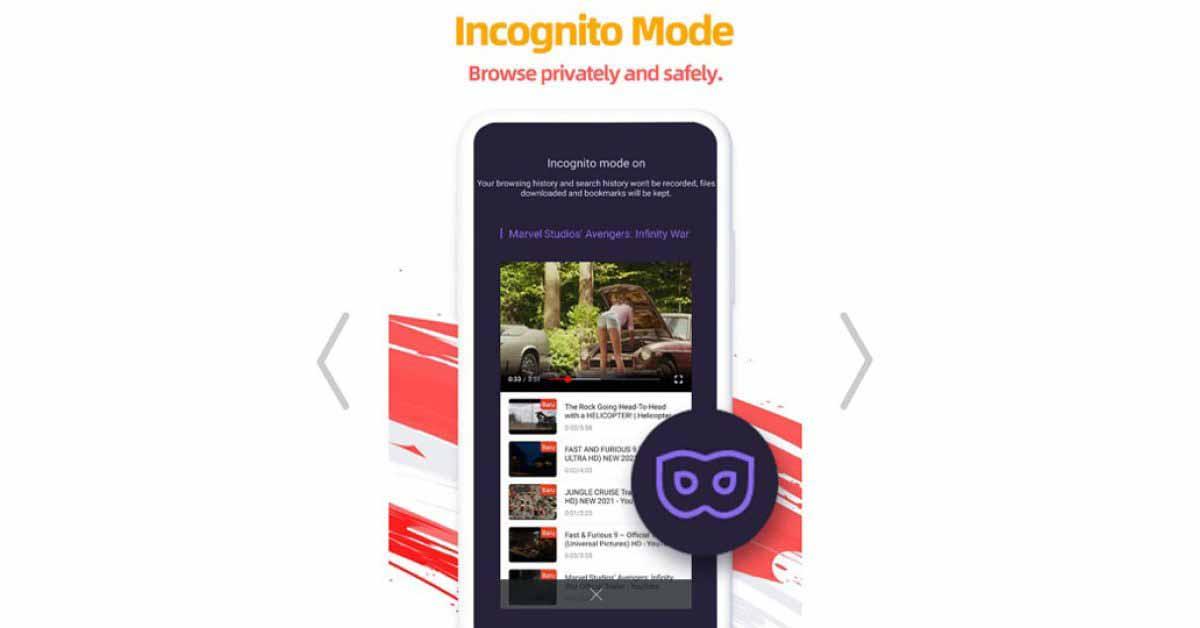 UC Browser на iOS собирает ваши данные даже в режиме инкогнито