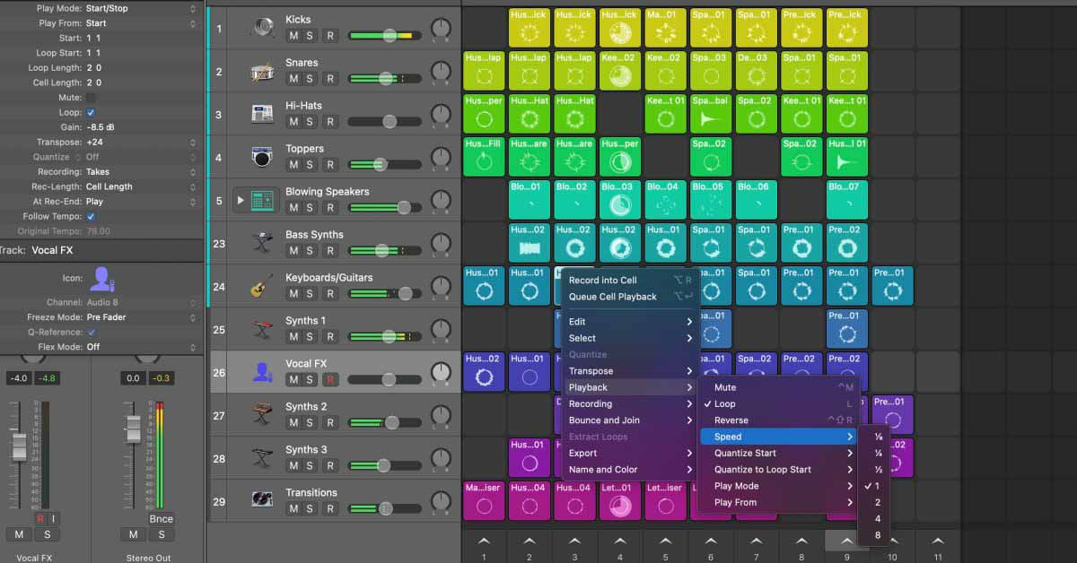 В этом году Apple представляет в Logic Pro пространственный звук и инструменты для создания музыки с эффектом присутствия