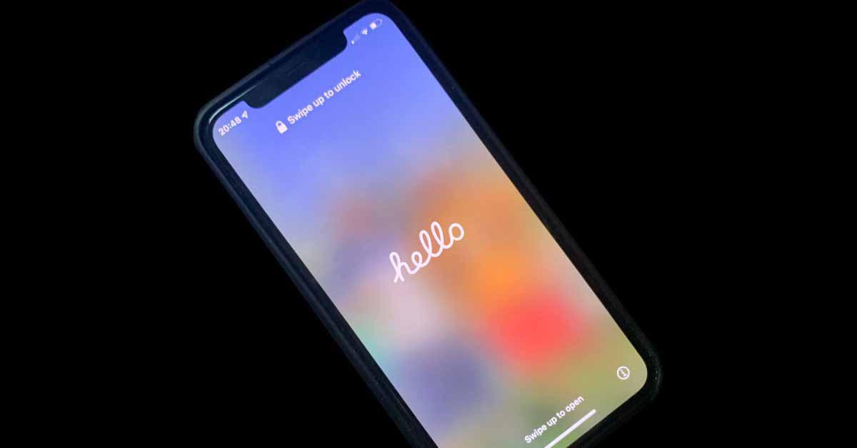 Ваш iPhone теперь здоровается с первым запуском iOS 15