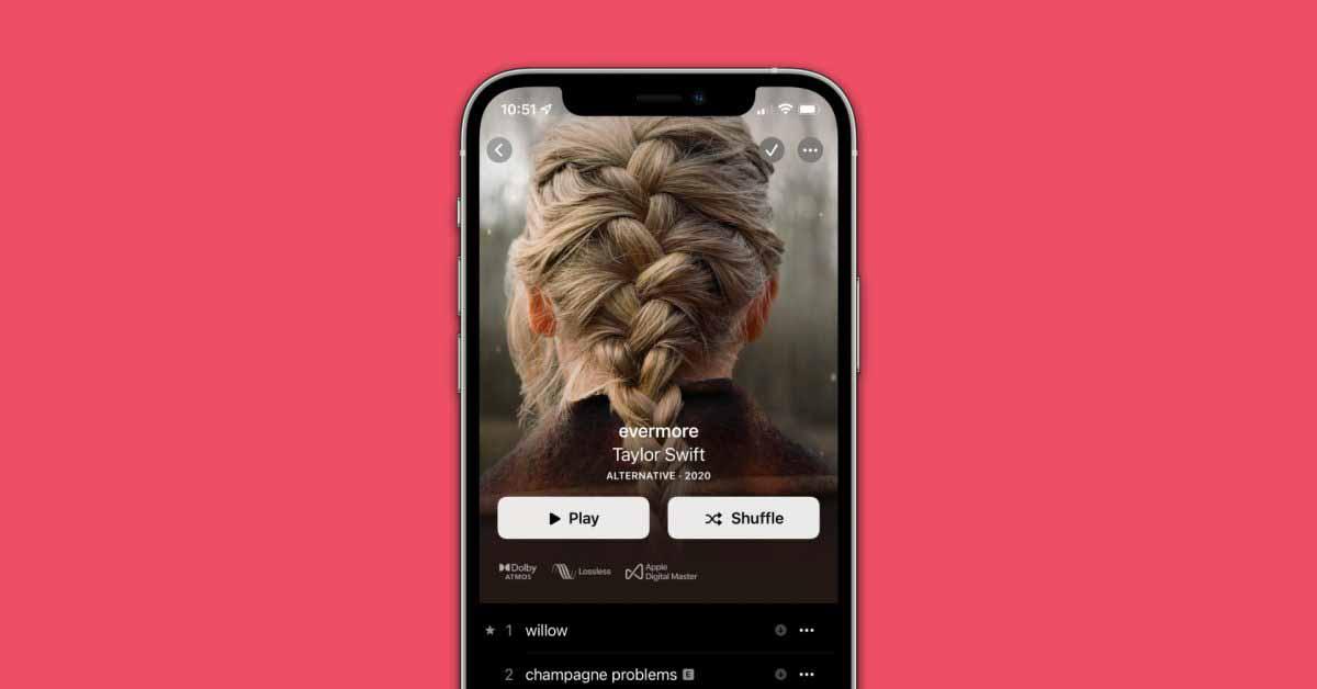 Apple Music в Индии развертывает поддержку Lossless и Spatial Audio