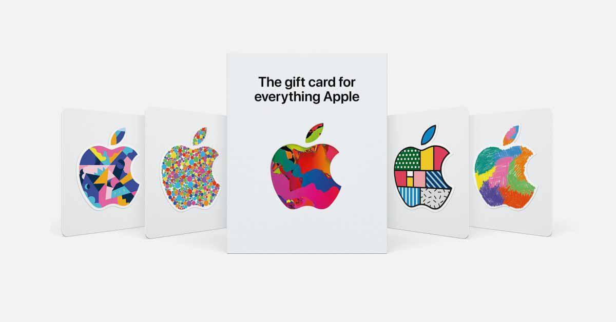 Apple открывает универсальные подарочные карты App Store + Apple Store в Канаде и Австралии