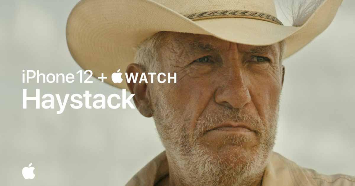 Apple продвигает функцию пинга Apple Watch и iPhone в новой рекламе Haystack [Video]