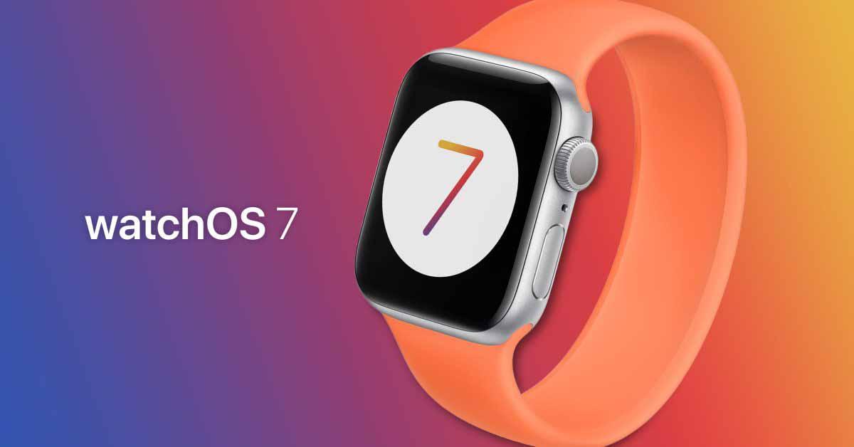 Apple выпускает watchOS 7.6 RC для разработчиков и публичных бета-тестеров