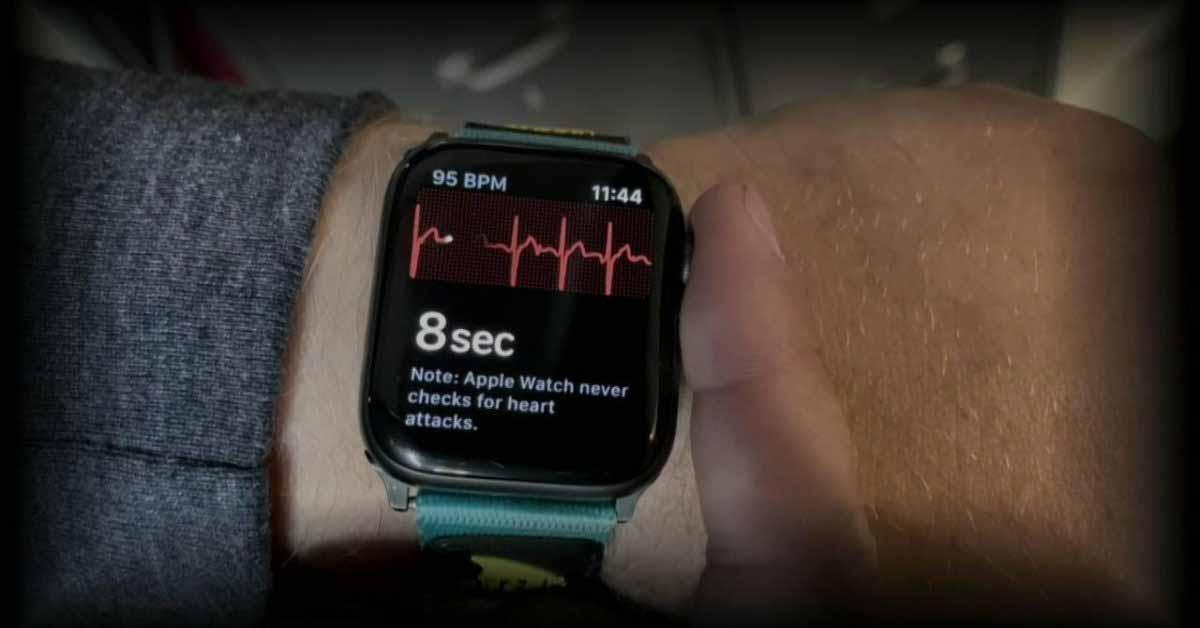 Apple Watch приписывают спасение жизни женщины после незамеченного сердечного приступа вдовы