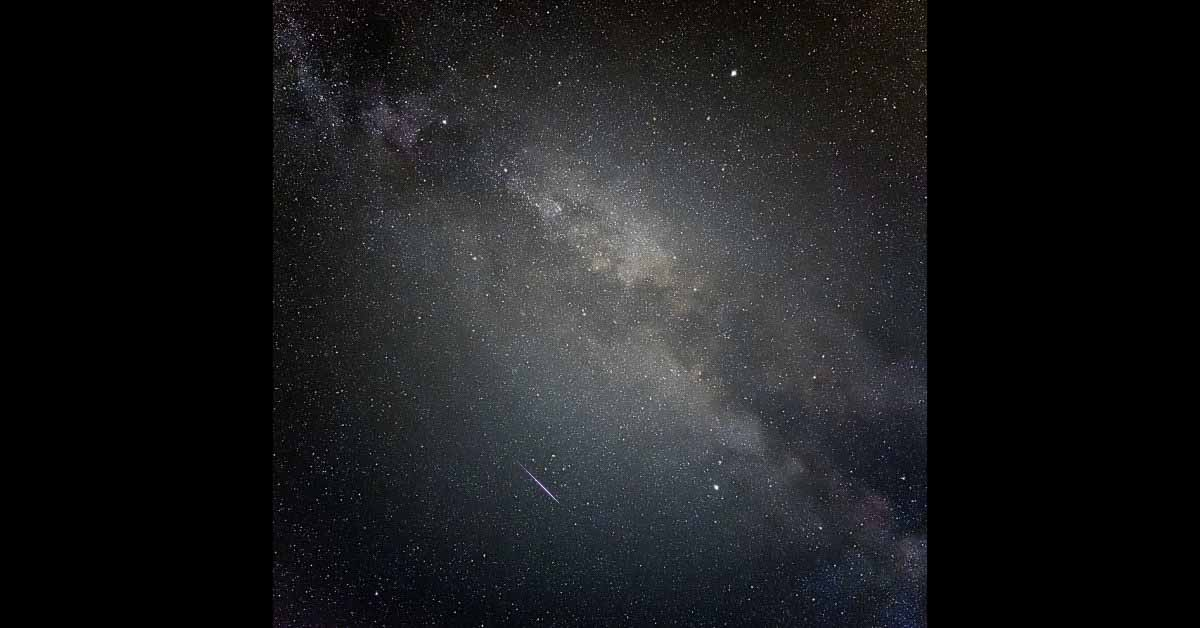 Фотография Млечного Пути на iPhone показывает потрясающий результат с помощью ProRAW