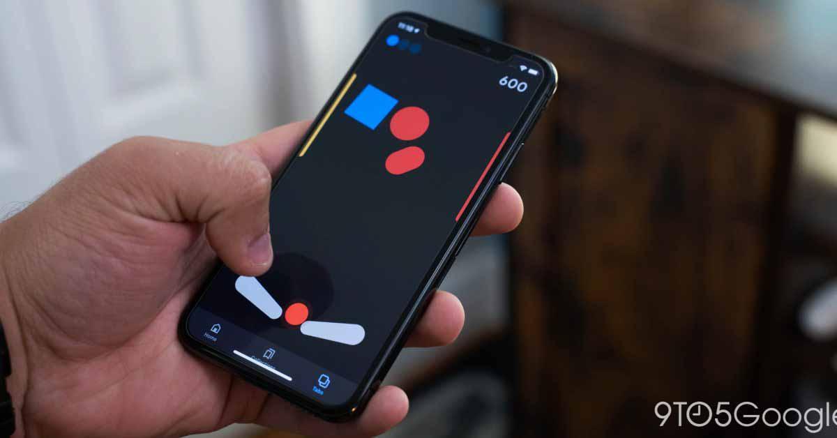 Игра в пинбол в Google стала забавной пасхалкой для iOS