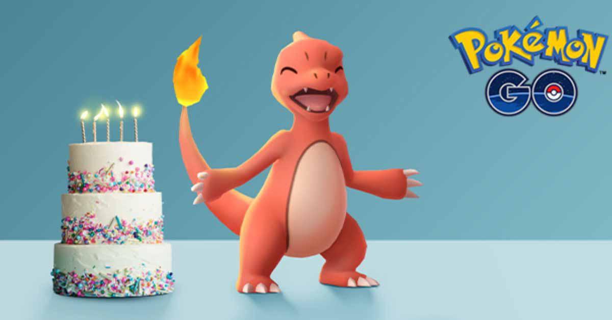 Pokémon GO исполняется 5 лет, вот все подробности о событиях в приложении