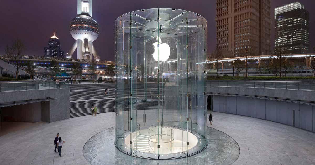 Продажи iPhone в Китае на июньском фестивале покупок выросли на 16%