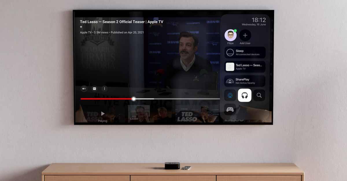 Вот как установить бета-версию tvOS 15 на Apple TV