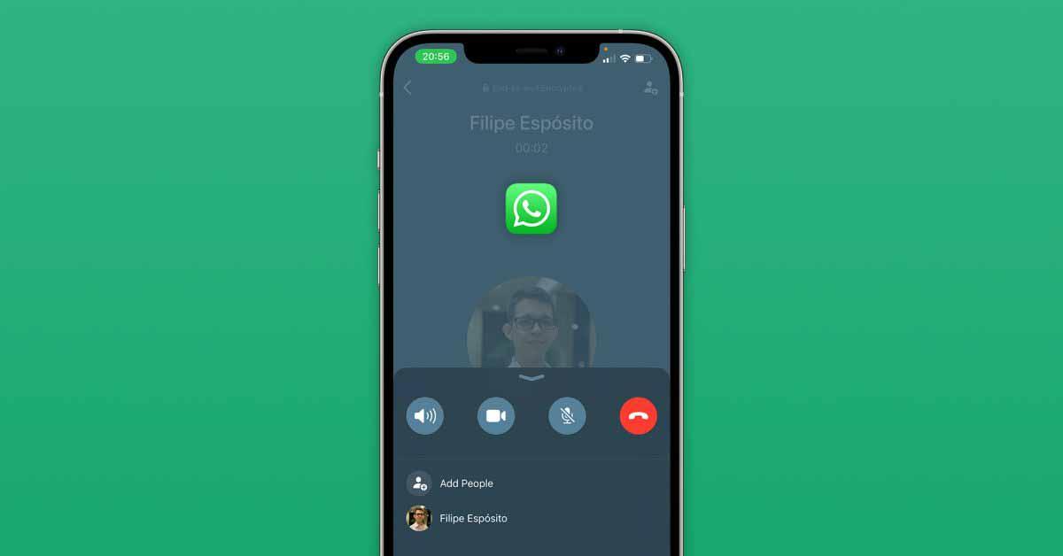 WhatsApp представляет новый интерфейс звонков для пользователей iPhone